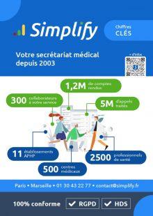 Simplify secrétariat médical