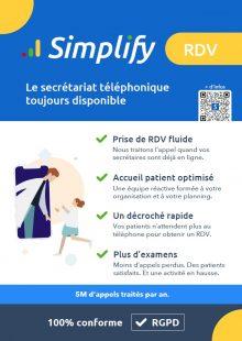 Brochure Simplify RDV