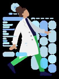 Transcription externalisée imagerie médicale
